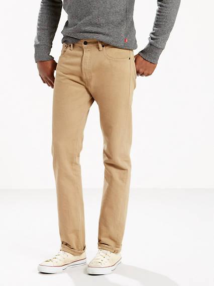 501® Original Fit Twill Men's Jeans