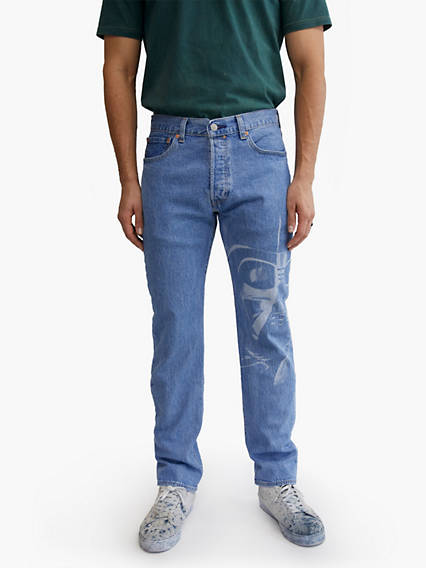 Custom 501® Original Fit Men's Jeans