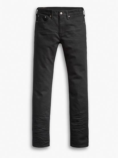 514 Straight Fit Men S Jeans Black Levi S Us