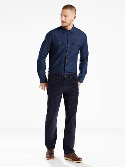 514™ Straight 5-Pocket Trousers