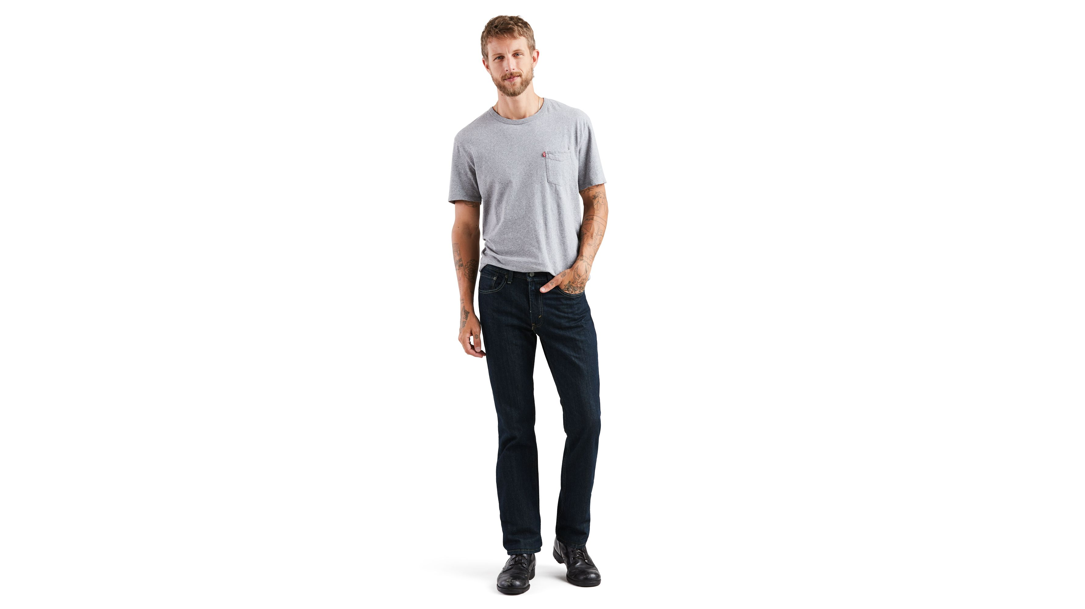 5142122 Straight Fit Men's Jeans