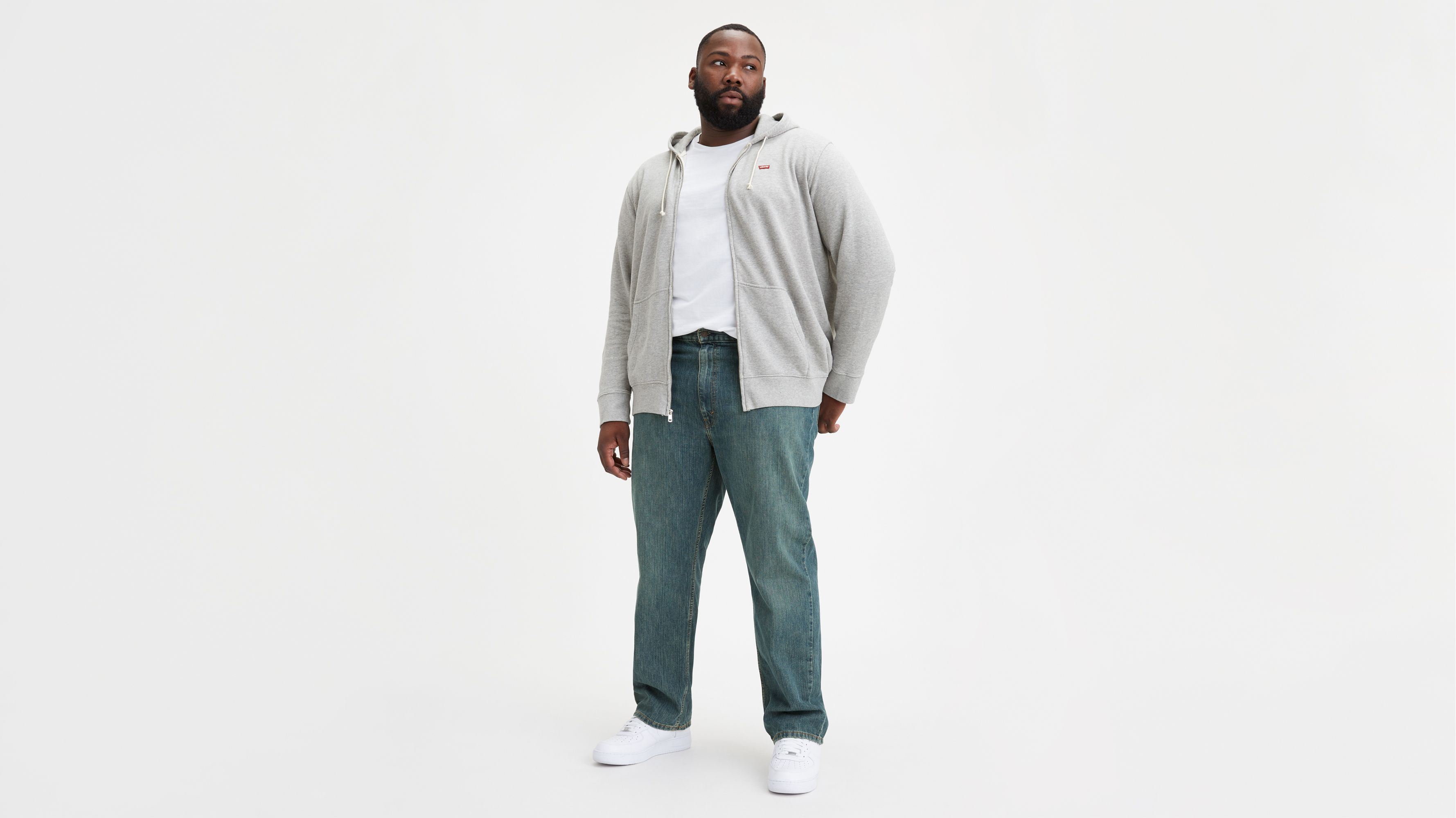 5592122 Relaxed Straight Men's Jeans (Big Tall)