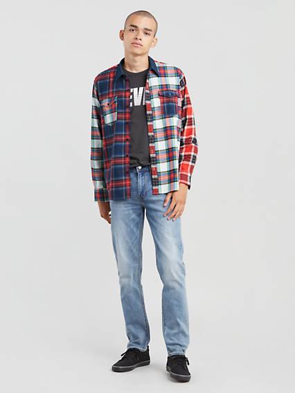 511™ Slim Fit Jeans - All Seasons Tech