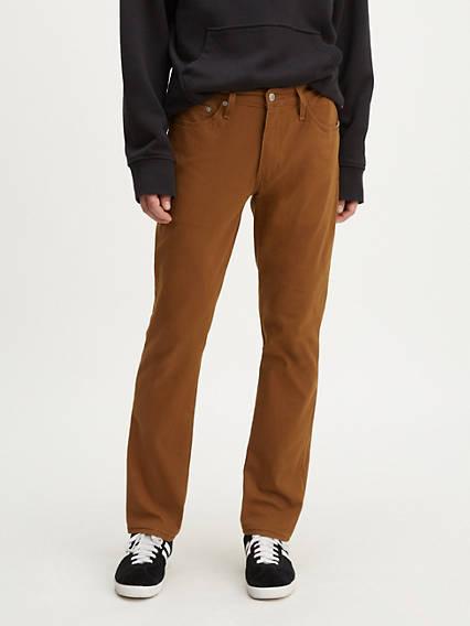 511™ Slim Fit Twill Pants