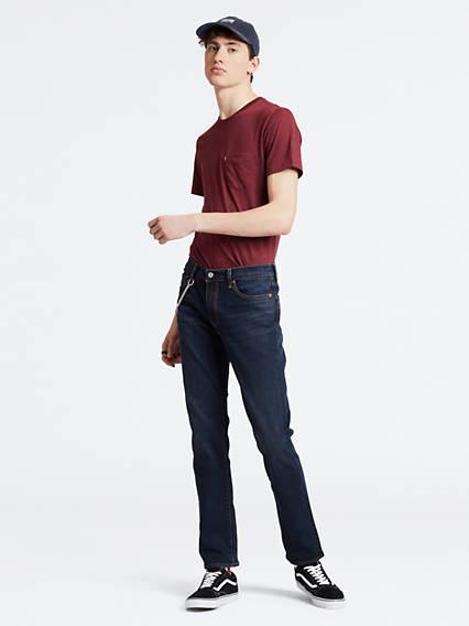 511™ Slim Fit Jeans - Schwarz / Atlanta Warm | Bekleidung > Jeans > Slim Fit Jeans | Schwarz|atlanta warm | Baumwolle | Levi's