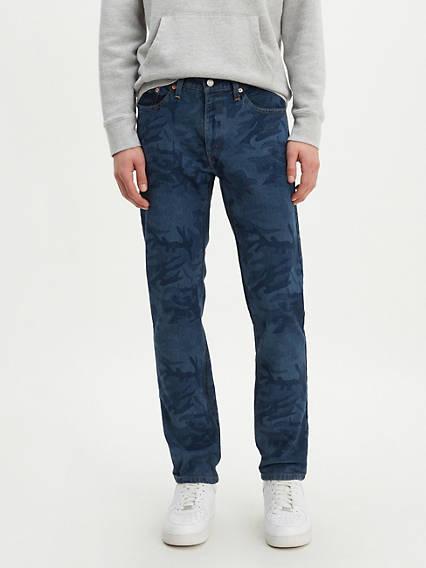 511™ Slim Fit Camo Men's Jeans