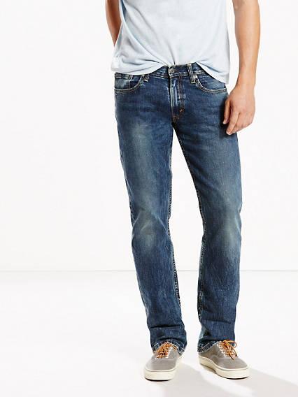 514™ Straight Fit Men's Jeans