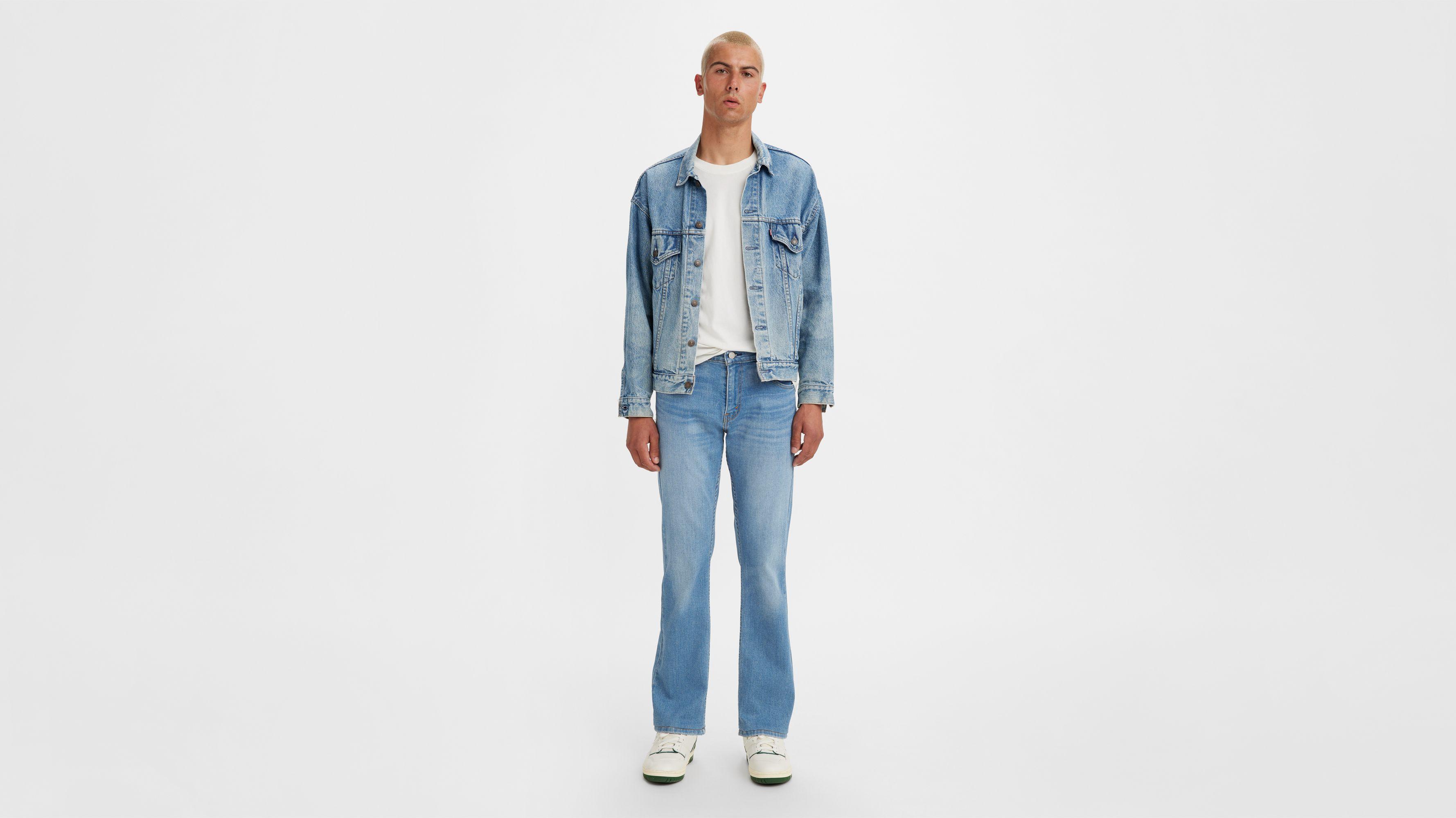 Levis 527 Slim Boot Cut Levi's Flex Mens Jeans