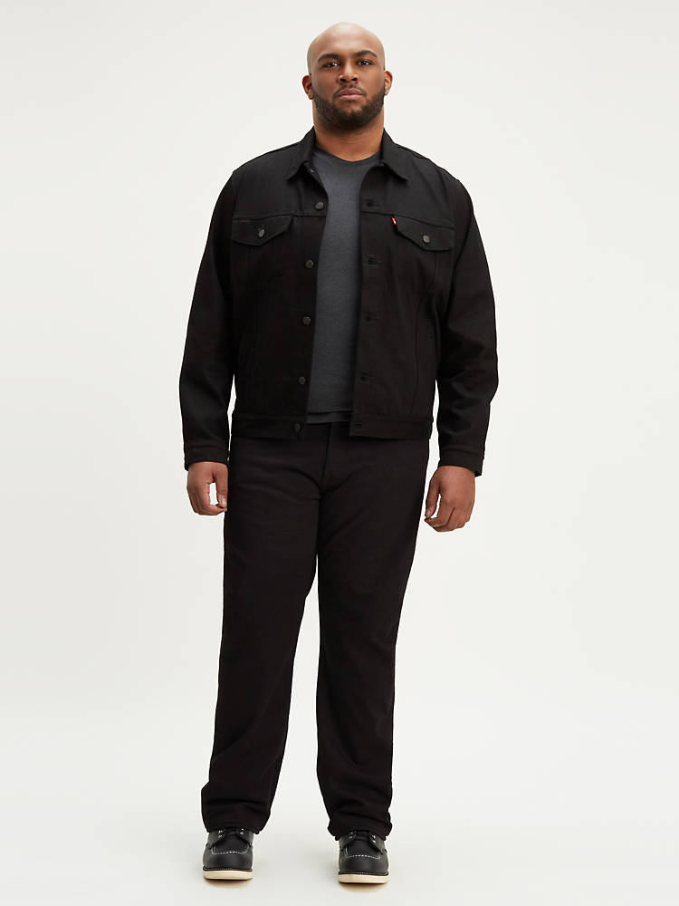 Levis 501 Original Fit Mens Jeans (big & Tall)