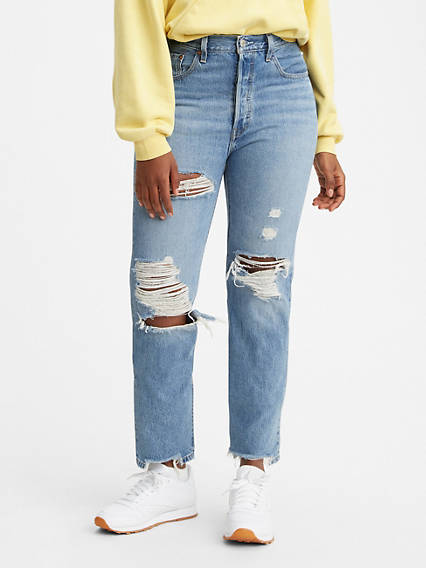 501® Original Fit Ripped Women's Jeans