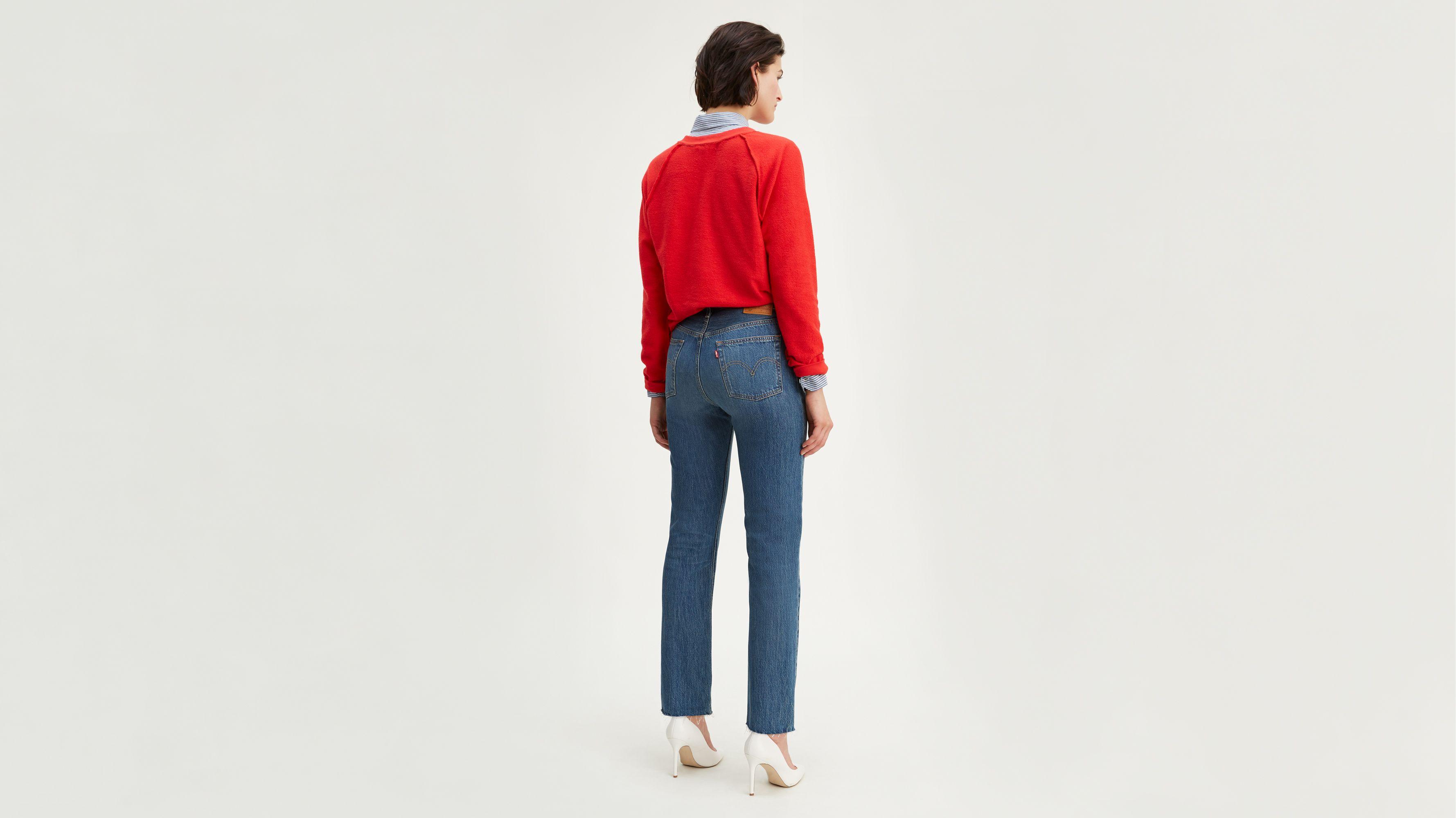 501 womens original fit jeans