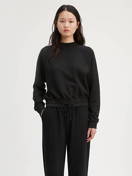 Cinched Sweatshirt
