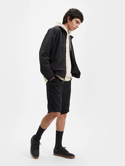 Chino Straight Shorts