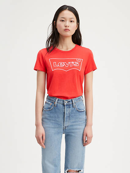 Levi's® Outline Logo Tee Shirt