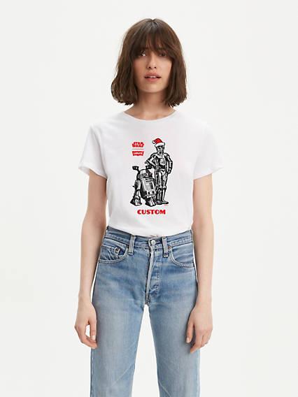 Blank Perfect Tee Shirt