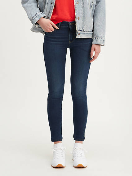 710 Super Skinny Warm Women's Jeans
