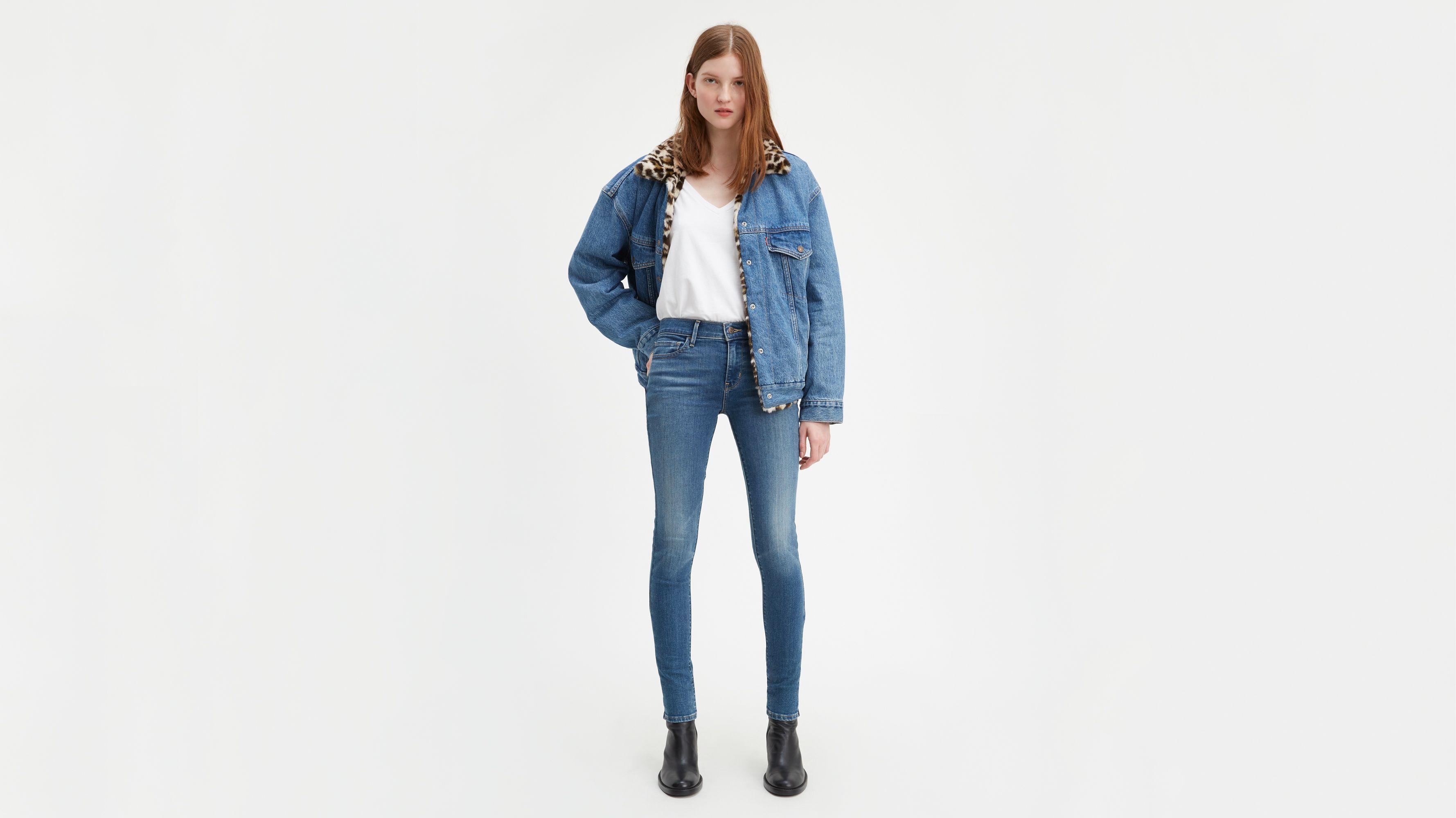 710 Super Skinny Warm Women's Jeans