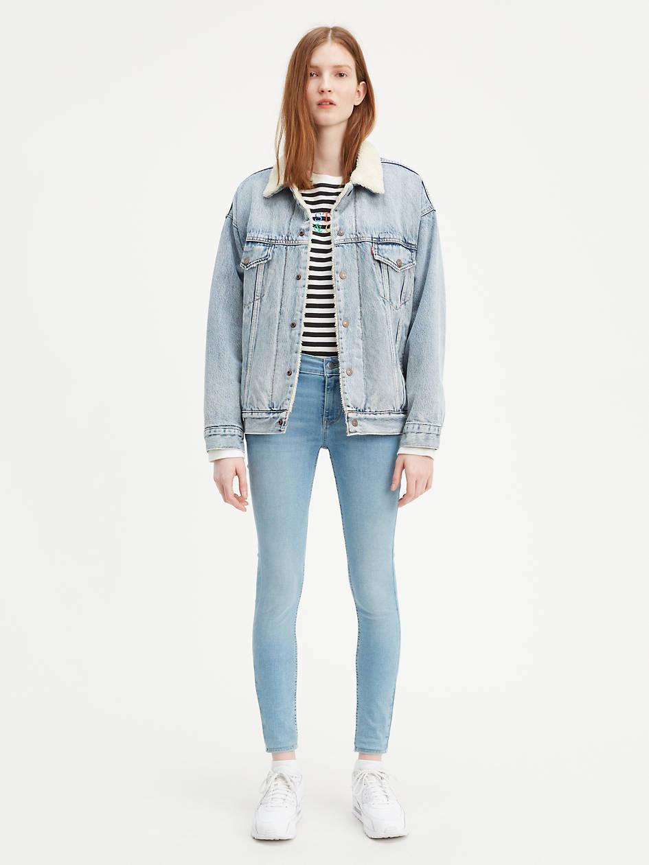 710 Super Skinny Women's Jeans - Light Wash   Levi's® US