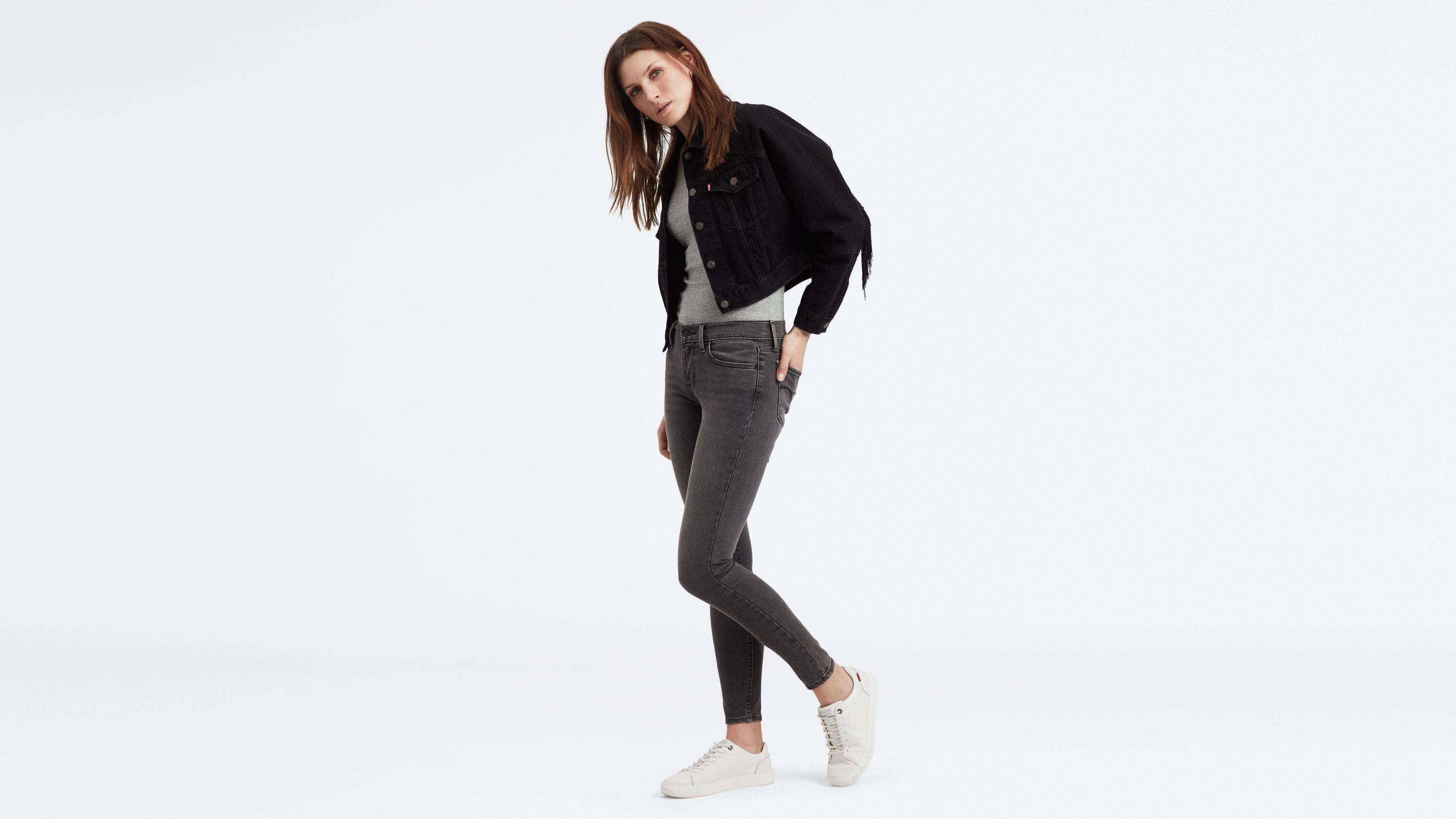 Super Skinny Jeans Dames   Levi's® NL