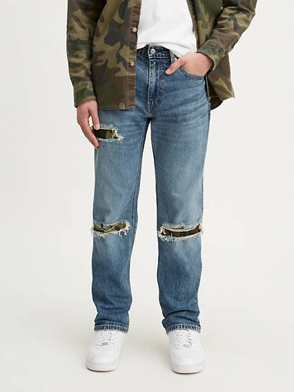 541™ Athletic Taper Fit Camo Patch Men's Jeans