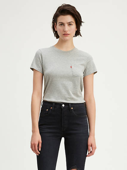 Perfect Pocket Tee Shirt