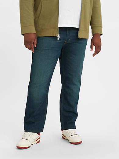 Q9 10 11 Men/'s Levi/'s 541 Blue Athletic Taper Size 54x30