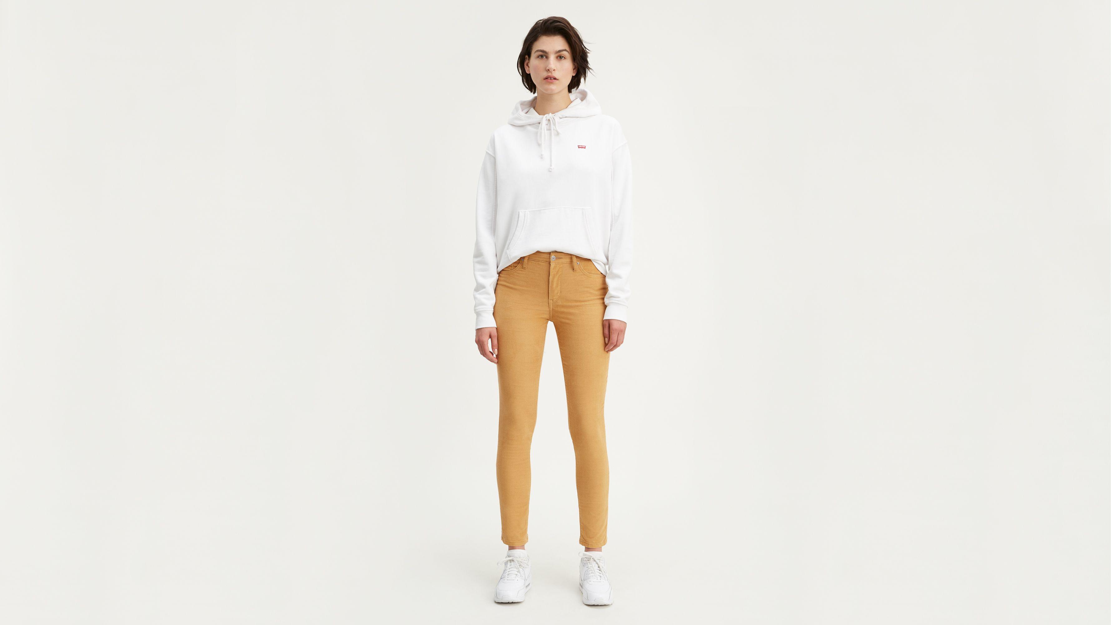 721 High Rise Corduroy Pants