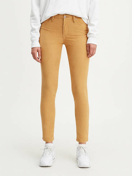 721 High Rise Corduroy Pants
