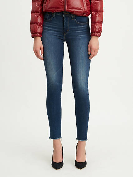 721 High Rise Skinny Warm Women's Jeans