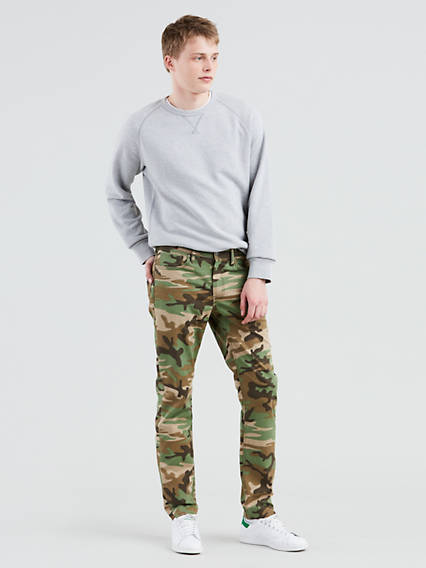 Levi's Hi-Ball Roll Men's Jeans (Commuter Camo)