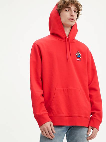 Levi's® x Super Mario Graphic Hoodie