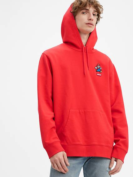 Levi's® x Super Mario Graphic Pullover Hoodie