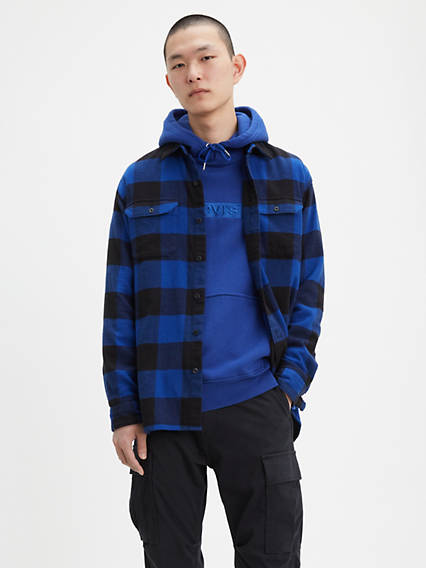 Checked Jackson Worker Shirt