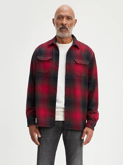 Plaid Jackson Worker Shirt