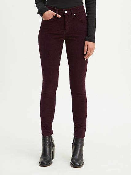 311 Shaping Skinny Corduroy Pants