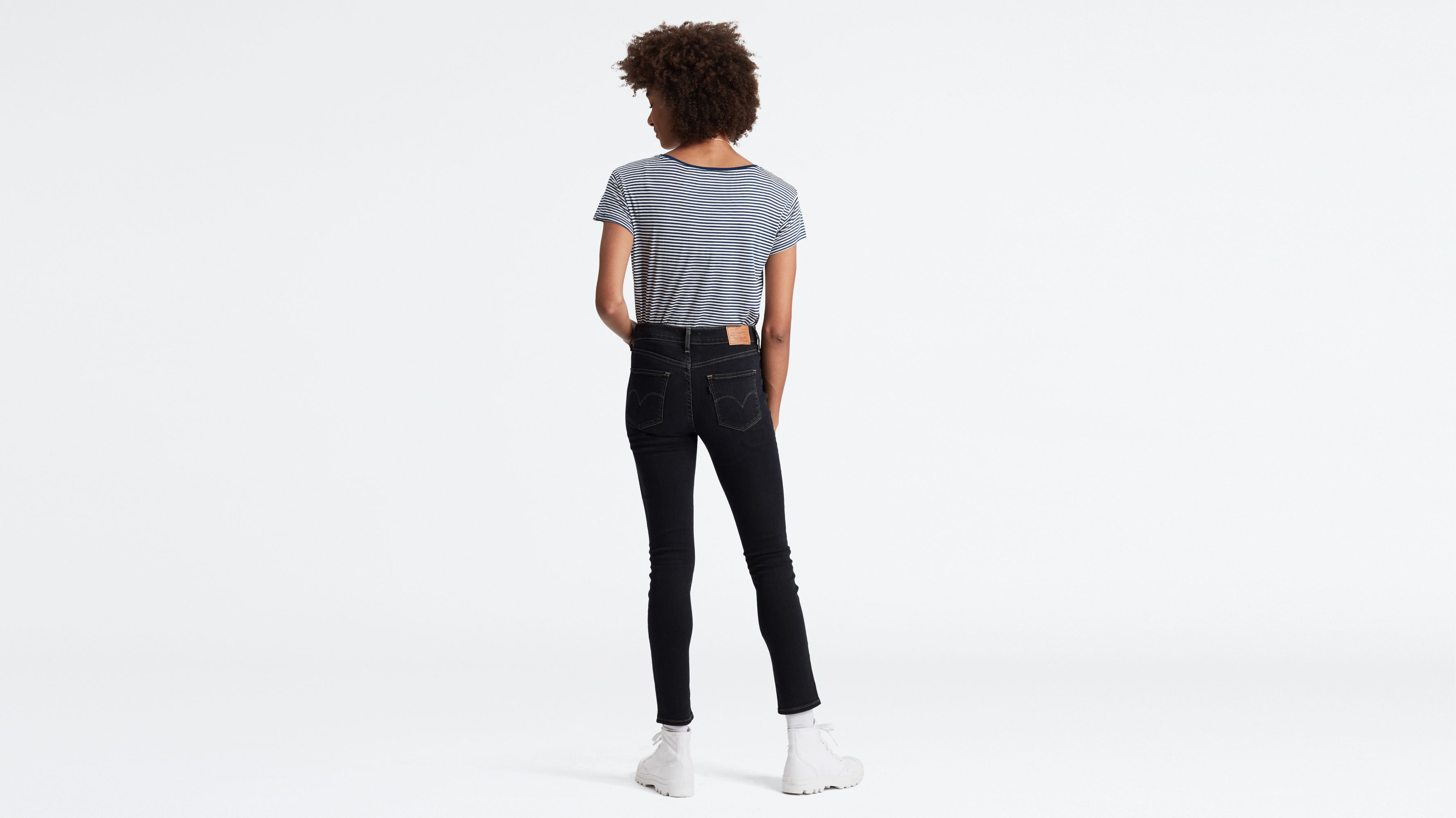 311™ Shaping Skinny Jeans Schwarz   Levi's® AT