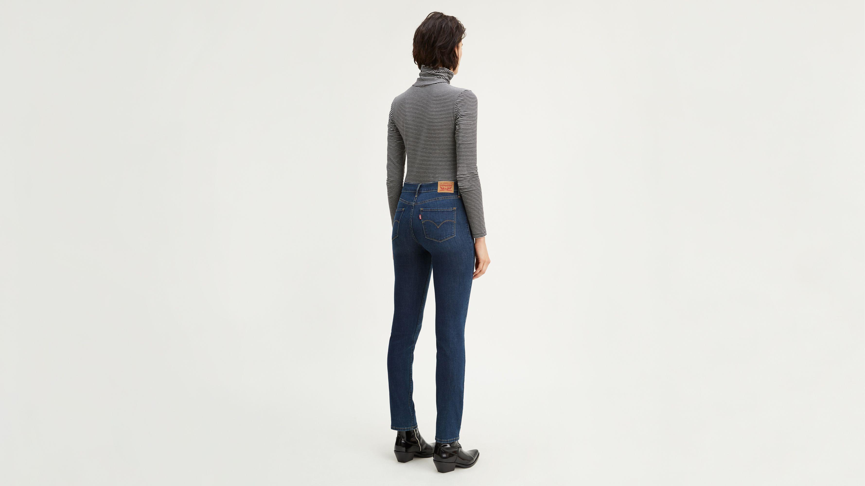 312 Shaping Slim Women's Jeans Dark Wash | Levi's® US