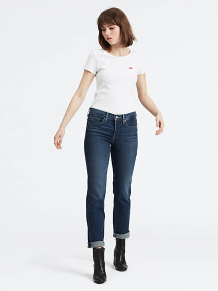 314™ Shaping Straight Jeans