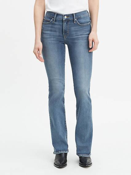 primer nivel 0f5e2 3b54c Women's Bootcut Jeans - Shop Ladies Bootcut Jeans   Levi's® US