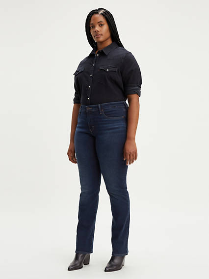314™ Shaping Bootcut Jeans (Plus Size)