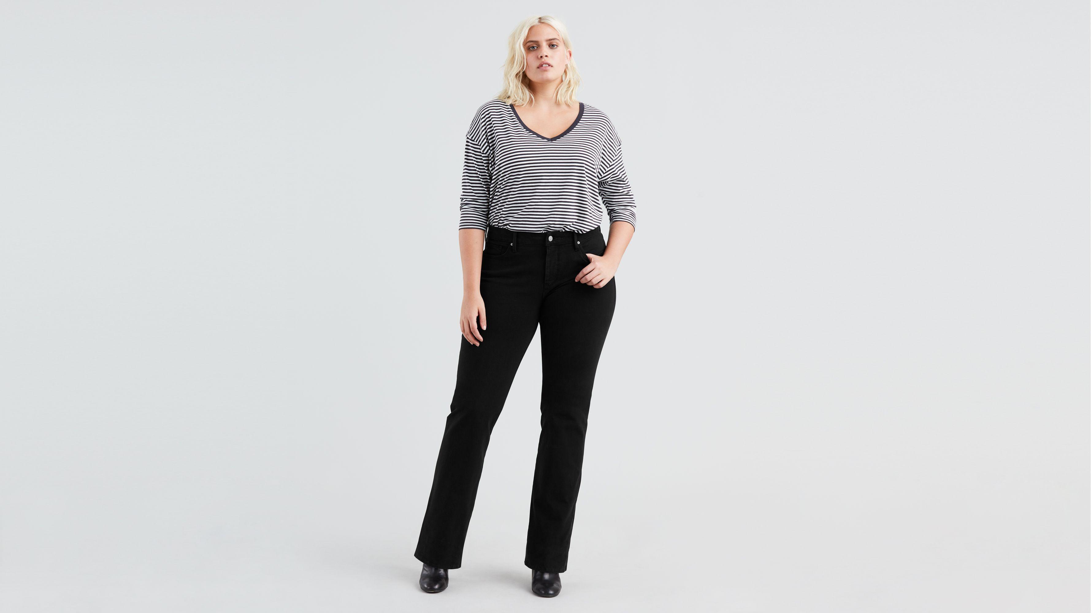 Shaping Boot cut Regular Jeans