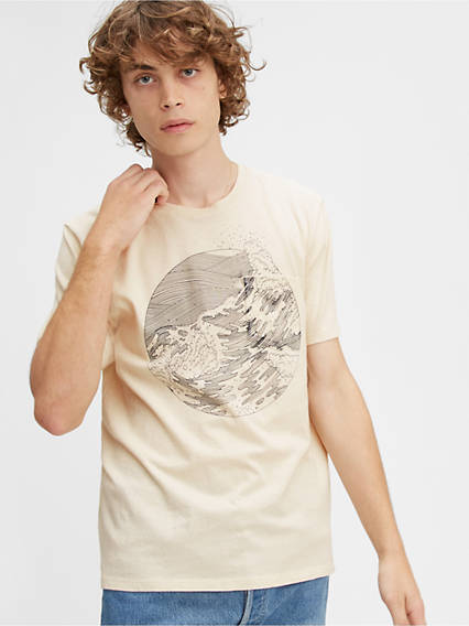 Levi's® WellThread™ Pocket Tee Shirt
