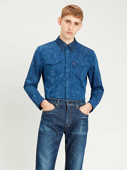 new style 607b2 6990b Men's Shirts | Levi's