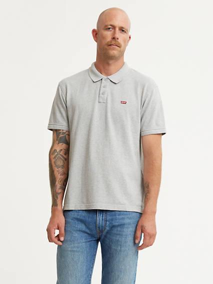 298770c0f Men's Polo Shirts - Long Sleeve & Short Sleeve Polos | Levi's® US