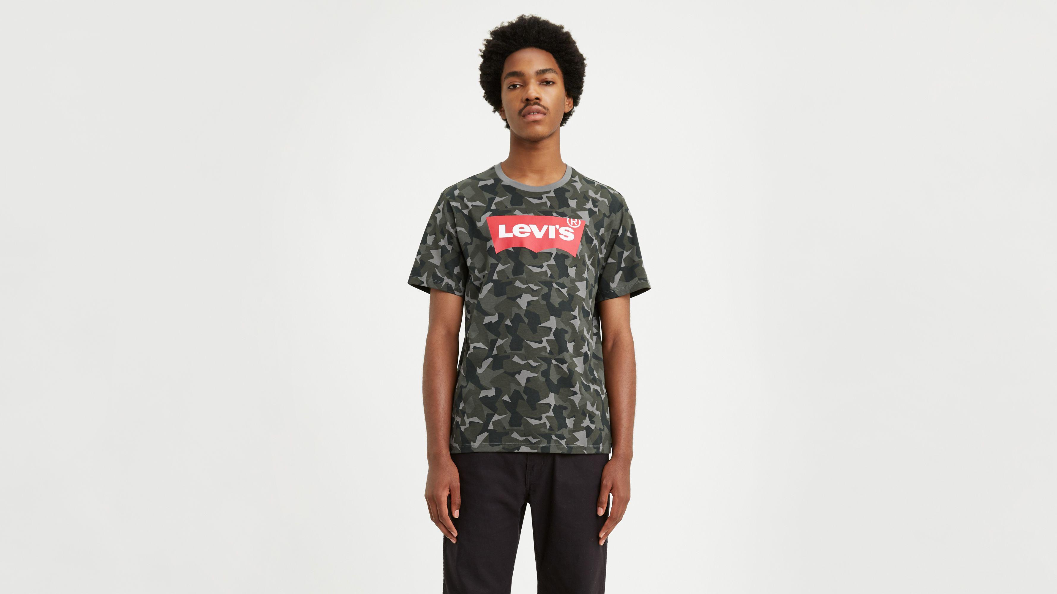 Levi's00ae Logo Graphic Tee Shirt