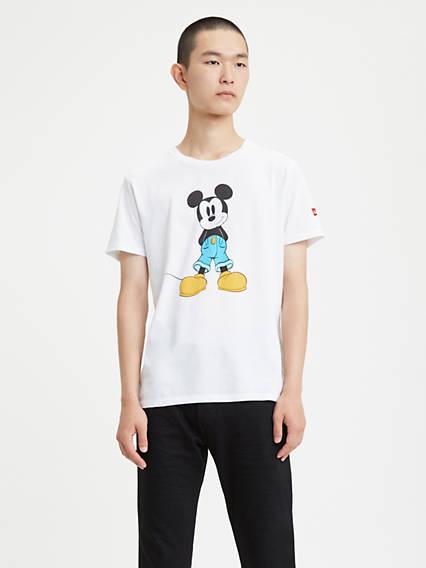 Levi's® x Disney Mickey Mouse Graphic Tee Shirt