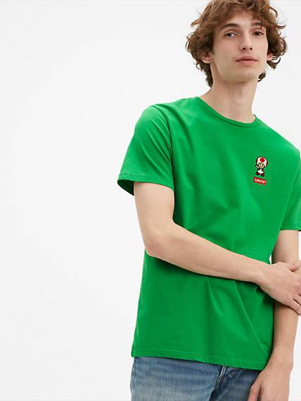 Levi's® x Super Mario Graphic Tee Shirt