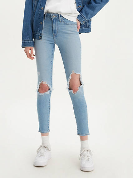 721 High Rise Ankle Skinny Women's Jeans