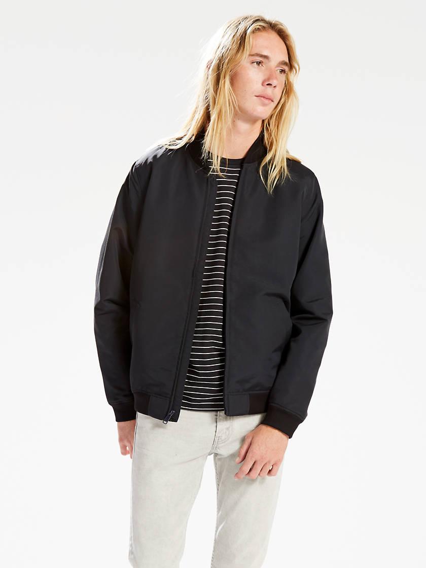 Levi's bomber jacket