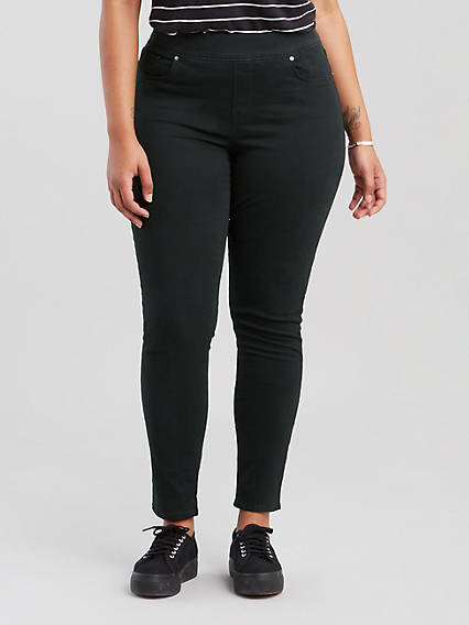 Pull On Leggings (Plus Size)